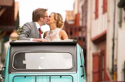 photo de cortèges mariage