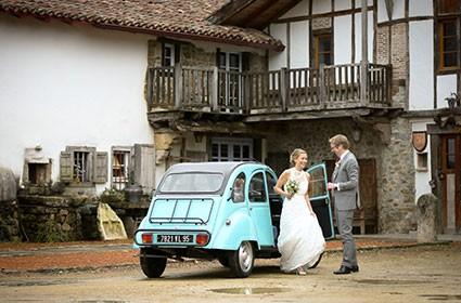 photos de mariage pays basque