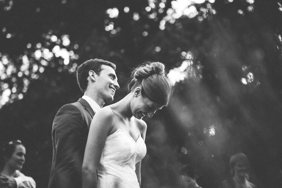 photo du mariage Jeanne & Andrew